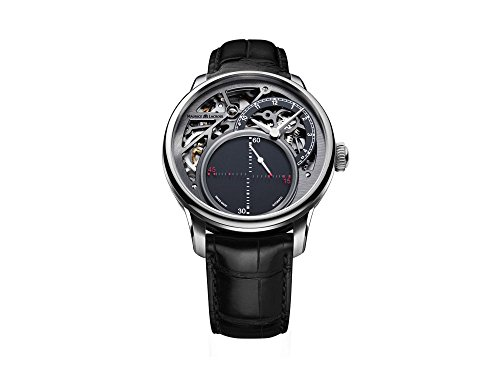 Maurice Lacroix Masterpiece Mysterious Seconds Automatik Uhr, Limited Edition
