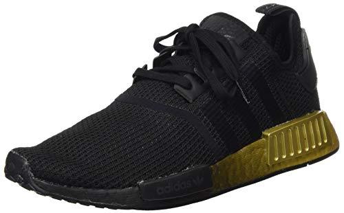 adidas Damen NMD_R1 W Leichtathletik-Schuh, Core Black Core Black Carbon, 38 EU