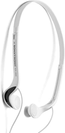 SONXTRONIC White ICE Xdr-8001 Vertical in Ear Ultralight...