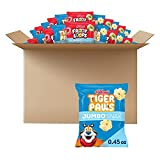 Kellogg's Jumbo Snax, Cereal Snacks, Variety Pack, On The Go, 16.2 Ounce Case (36 Count)