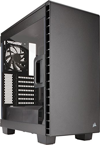 CORSAIR CARBIDE 400C Compact Mid-Tower...