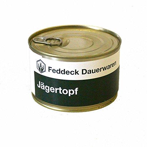 Fertiggericht Dose Jägertopf 400 g