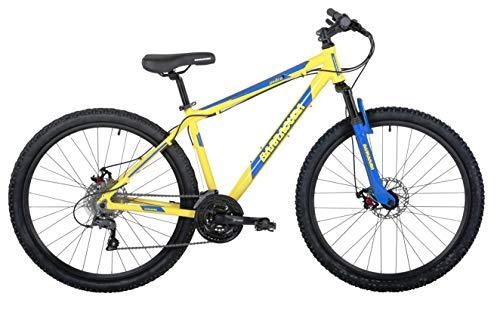 Barracuda Draco 4 Bike, Yellow, 16 Inch