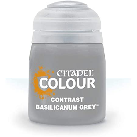 Citadel Pot de Peinture - Contrast Basilicanum Grey (18ml)