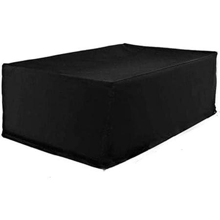 mobilier de jardin bâche diapositive Table de jardin Housse de Protection XXL Bâche De Table À 300 Cm