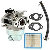 Carb Carburador Kit de carburador para H&Onda GCV135 GCV160 GC135 GC160 HRB216 HRT216 Kit de reparación de Piezas de cortacésped Motor