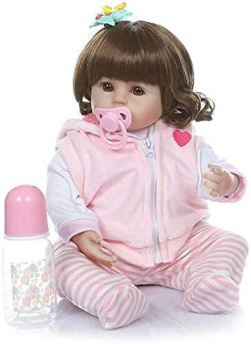 Precio al por mayor y calidad confiable. SN86NS Nuevo 48cm Nuevo Baby Reborn Renace Silicona Realista Baby Baby Baby Dolls Reborn Boneca Reborn Cumpleaños de Navidad para Niños Juguetes para Niños  tomar hasta un 70% de descuento