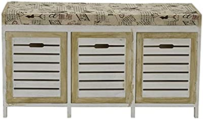 Groovy Amazon Com Southern Enterprises Alana Entryway Bench With Pdpeps Interior Chair Design Pdpepsorg