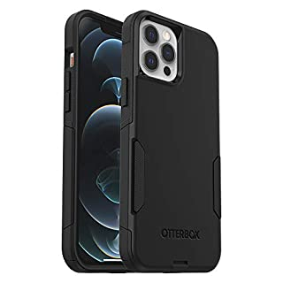 OtterBox Commuter Series Case for iPhone 12 Pro Max – Black