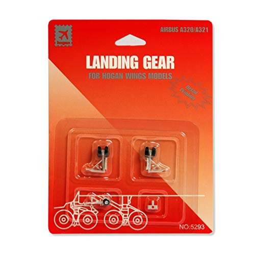 Price comparison product image Daron Worldwide Trading HG5293 Hogan A320 / 321 Gear with Imprints 1 / 200
