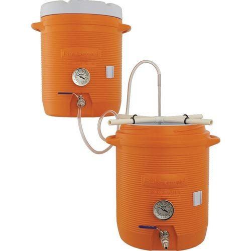 10 Gallon All Grain System w/Thermometers