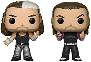 Funko Pop! We: We - Hardy Boys 2-Pack Collectible Figure, Multicolor
