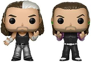 FUNKO POP! WWE - Hardy Boyz 2PK