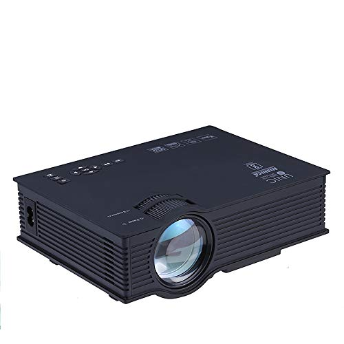 Latest 2020 Edition UC46 Mini Full hd LED WiFi Projector 2800 lumi HDMI Airplay YouTube miracast Supported