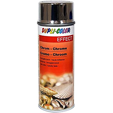Macota Cromolux Chrom Lackspray 400 Ml Hitzebeständig Verchromt Baumarkt