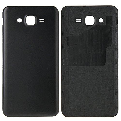Reemplazo extraíble IPartsBuy batería cubierta trasera for Samsung Galaxy J7 accesorios (Color : Black)