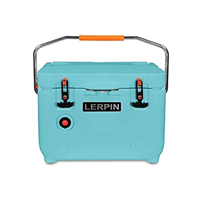 Lerpin Outdoor Roto-Molded Heavy Duty Cooler