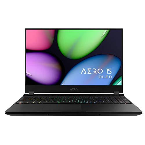 Compare Gigabyte AERO 15 OLED XB Thin+Light (AERO 15 OLED XB-8US51B0SP) vs other laptops