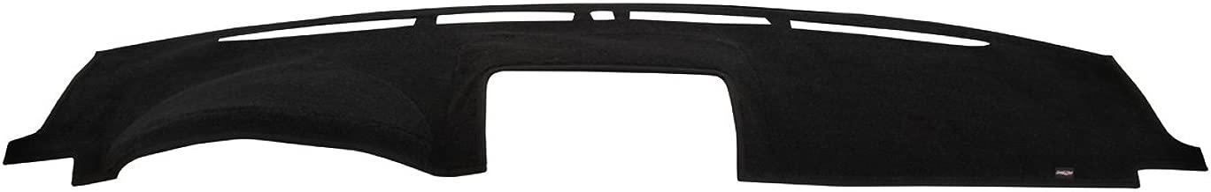 DashMat UltiMat Dashboard Cover Dodge Ram (Premium Carpet, Black)
