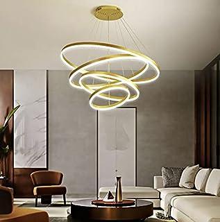 90 0us Modern Led Ceiling Chandelier Lights For Living Room