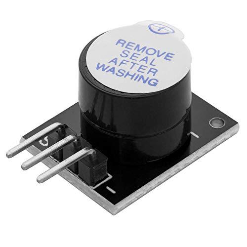 AZDelivery KY-012 Módulo de alarma de altavoz piezoeléctrico pasivo placa de circuito impreso con E-Book incluido!