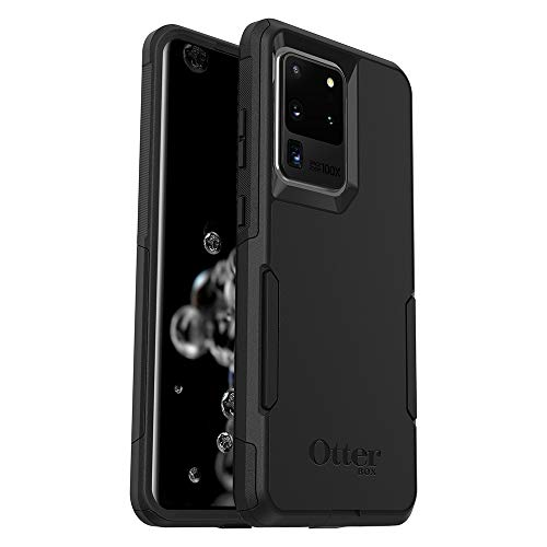 OtterBox COMMUTER SERIES Case for Galaxy S20 Ultra/Galaxy S20 Ultra 5G (ONLY - Not compatible with any other Galaxy S20 models) - BLACK