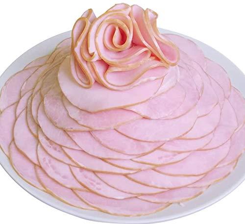 [スターゼン] ロースハム 3kg (1kg ×3) 訳あり アウトレット 切り落し わけあり ハム 大容量 送料無料 業務用 冷蔵 国内製造 グルメ 豚肉 豚ロース肉 スライス