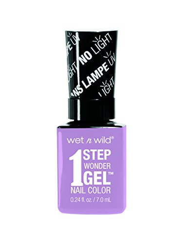 Wet n Wild Power Outage 1 Step Wonder Gel Nail Color nagellak voor de nagels – 7 ml Don't Be Jelly!