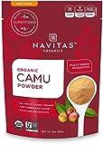 Navitas Naturals Camu Camu Powder, 3-Ounce Pouches