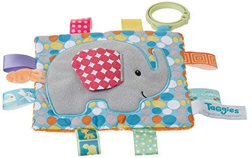 Product Image of the Taggies Crinkle Me Toy, Elephant