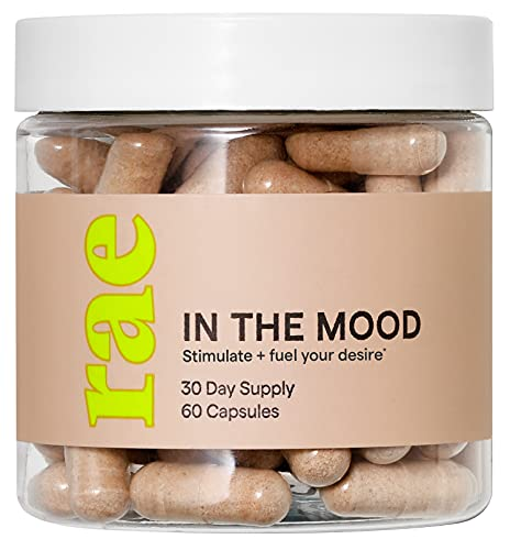 Rae in The Mood Capsules - Sexual H…