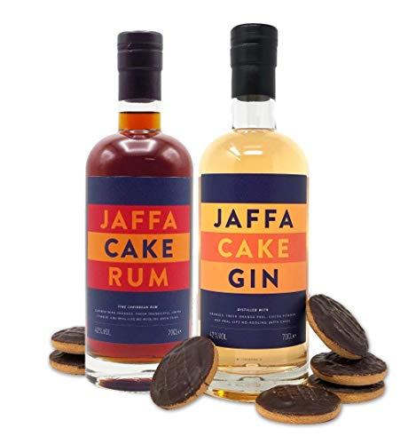 Jaffa Cake - Gin & Rum Bundle - Whisky