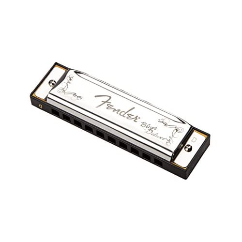 Fender 099-0701-004 Harmonica Blues Deluxe, Key of D
