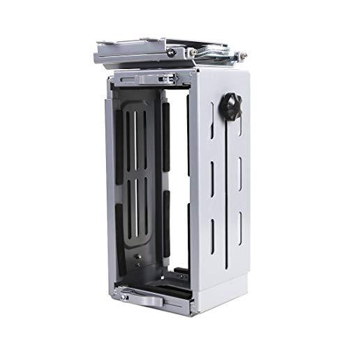 FLEXISPOT CH1S - Soporte para CPU para debajo de la escritoria/computadora con tamaño ajustable...