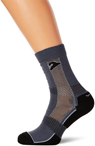 Boreal Walk Ventilateur – Chaussettes Unisexe, Gris, Taille S