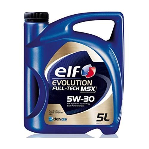 Elf EVOL FULLTECH LLX 5W-30