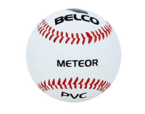 Belco PVC Meteor Competition Grade Baseball Official Size (PVC)