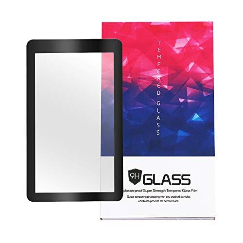 Film protecteur de verre, 5,5 pouces, 2560 x 1440 2K, écran LCD, protecteur de film trempé pour LS055R1SX04 / LS055R1SX03 ANYCUBIC Photon WanHao Duplicator 7 SLA, Accessoires d'imprimante 3D
