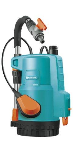 Gardena Pompe pour Collecteur d'Eau de Pluie 4000/2 Automatic Comfort: Pompe...