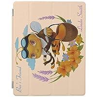 RECASO アイパッドミニ5 ケース ipad mini5 ケース ipadmini5 カバー ipadミニ5ケース ipad mini 5 ケース apple ipad mini 5 おもしろい 昆虫 かわいく 美しい蜂蜜 蜂