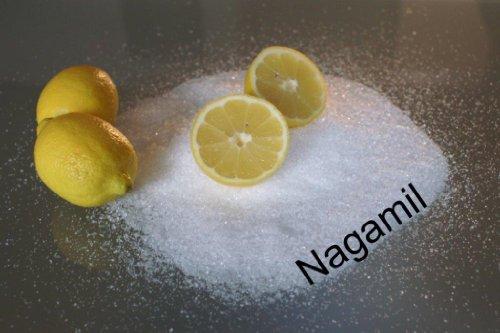 Zitronensäure 2 Kg, Lebensmittelqualität E330