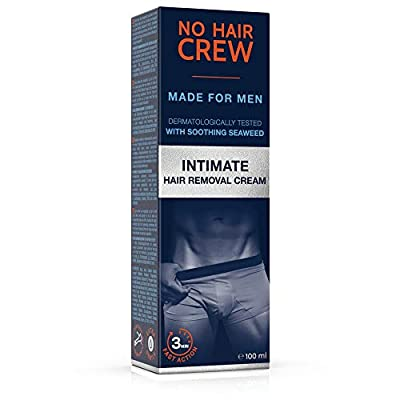 No Hair Crew Intimate/Private