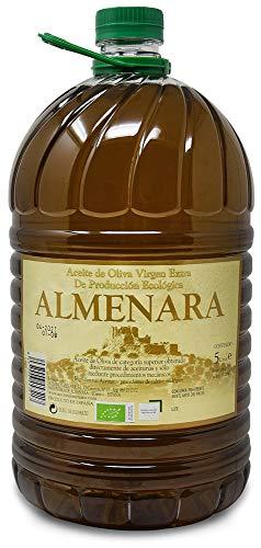 Almenara - Aceite de Oliva Virgen Extra Ecológico (ECO) en Garrafa de 5 L
