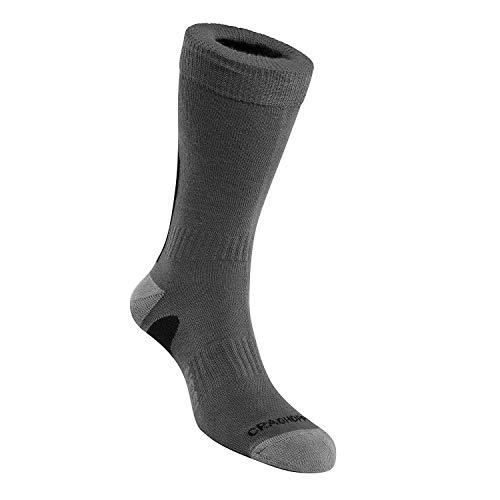 Craghoppers Herren Nlife Advent Socken, Dk Grey, 9-12
