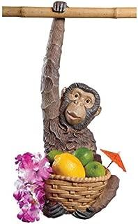 Design Toscano Monkey Business Hanging Statue