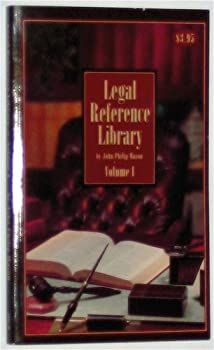 Mass Market Paperback Legal Reference Library: Volume 2 Book