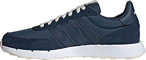 adidas Run 60s 2.0, Zapatillas de Running Mujer, AZMATR/AZMATR/BLAMAR, 36 EU