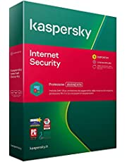 Kaspersky Internet Security 2021 | 5 Dispositivo | 1 Anno | PC / Mac / Android | Codice di attivazione via posta