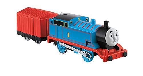 Thomas & Friends BML06 Thomas, Thomas the Tank Engine Trackmaster Toy Engine, Toy Train, 3 Year Old