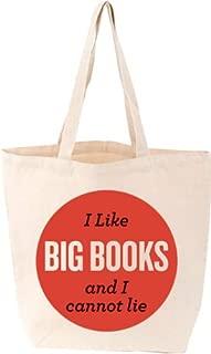 I Like Big Books Tote (Lovelit)